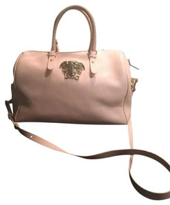 Versace Tote in Light Pink