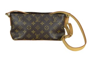 LOUIS VUITTON Lv Trotteur Leather Cross Body Bag