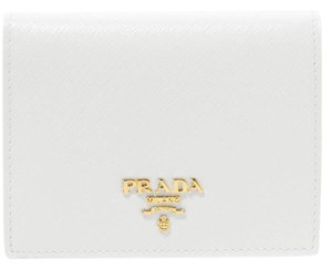 Prada Brand New Prada Saffiano Leather wallet