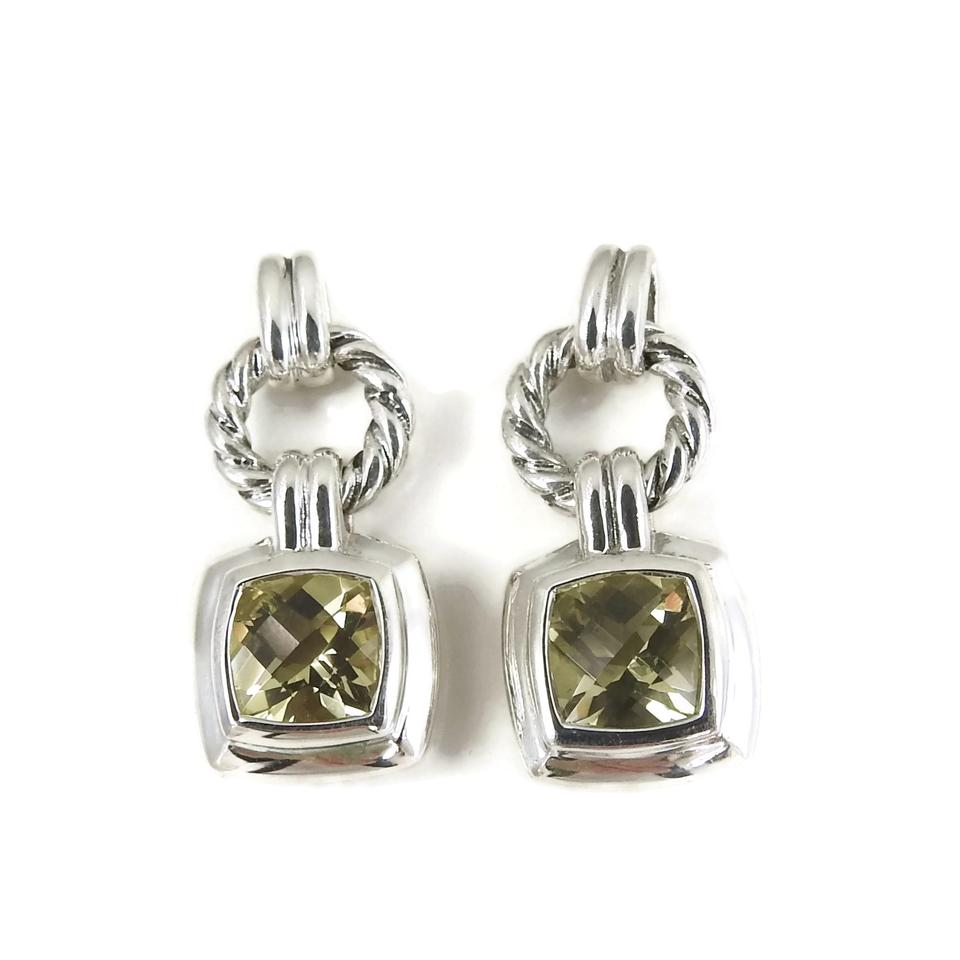 earrings chequerboard shop valois lemon with set diamonds citrine pearls and gage elizabeth