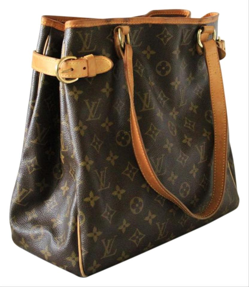 louis vuitton vintage lv shoulder bag on tradesy. Black Bedroom Furniture Sets. Home Design Ideas