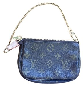 Louis Vuitton Pochete Mini Wristlet