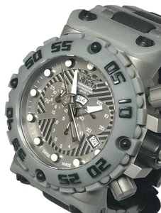 Invicta Invicta 0406 Subaqua Men's Watch Chronograph Gray Swiss Quartz 100m