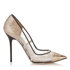 Jimmy Choo Toga Stiletto Abel Anouk Classic nude Pumps