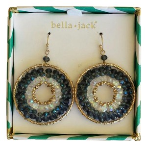 Bella Jack Beaded dangle earrings