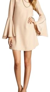 Elizabeth and James Elizabeth and James pink mabel bell sleeve dress