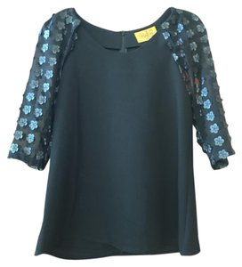 Voom by Joy Han Vava Top black
