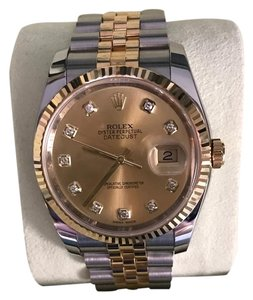 Rolex 2014 Datejust w/ Receipt 36mm 116233