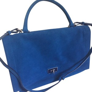 Givenchy Satchel in Turquoise