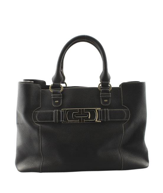 Item - (133985) Brown Leather Tote