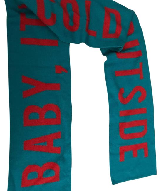 Item - Blue and Pink Baby Its Cold Outside Wka51600 Scarf/Wrap