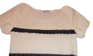 RED Valentino Top OFF WHITE