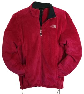 The North Face Osito Xl Almost New Magenta Jacket