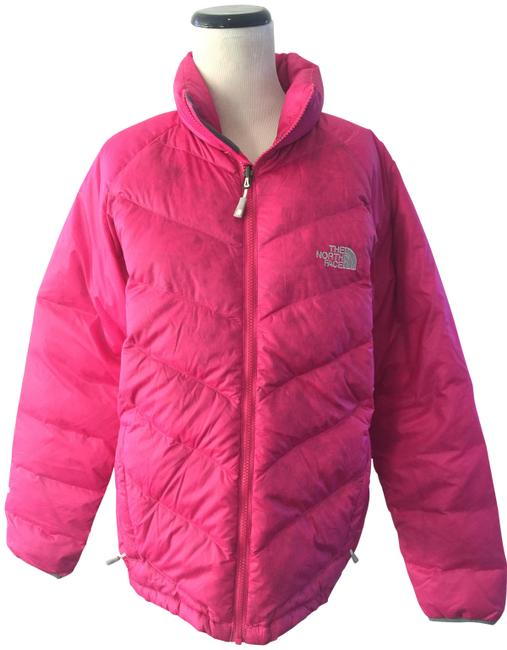 Item - Pink - Goose Down 550 Jacket Coat Size 16 (XL, Plus 0x)
