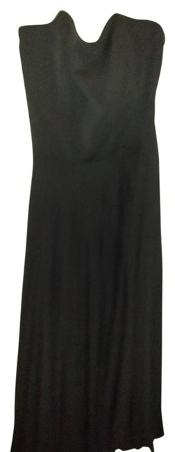 Preload https://img-static.tradesy.com/item/22209736/max-and-cleo-black-strapless-mid-length-cocktail-dress-size-10-m-0-1-650-650.jpg