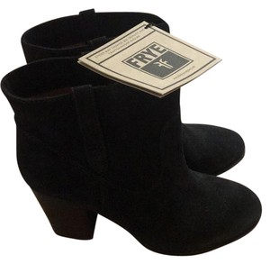Frye black ankle boots Boots