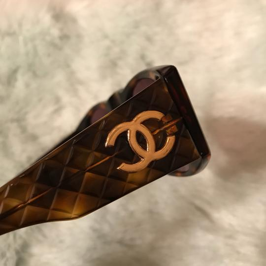 Chanel quilted gold cc logo