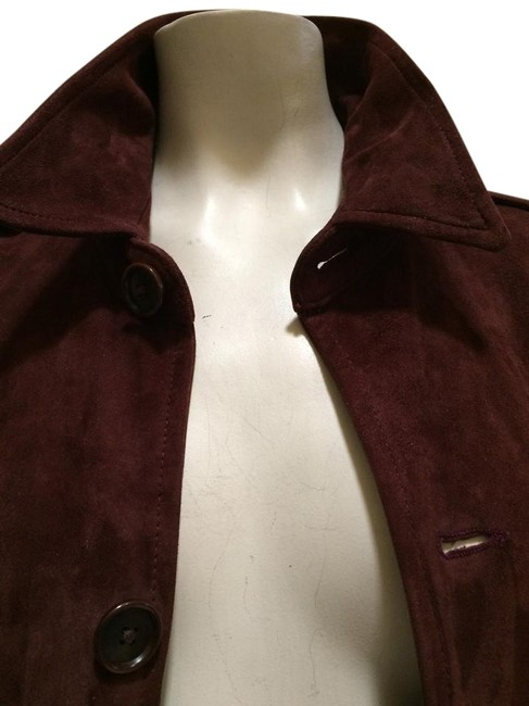 Ralph Lauren Burgandy Jacket