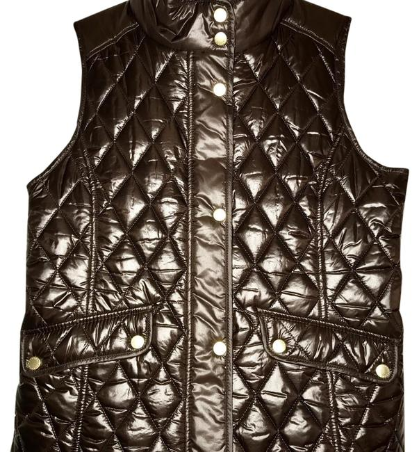 Preload https://img-static.tradesy.com/item/22210339/talbots-brown-quilted-puffer-fur-collar-vest-size-petite-4-s-0-1-650-650.jpg