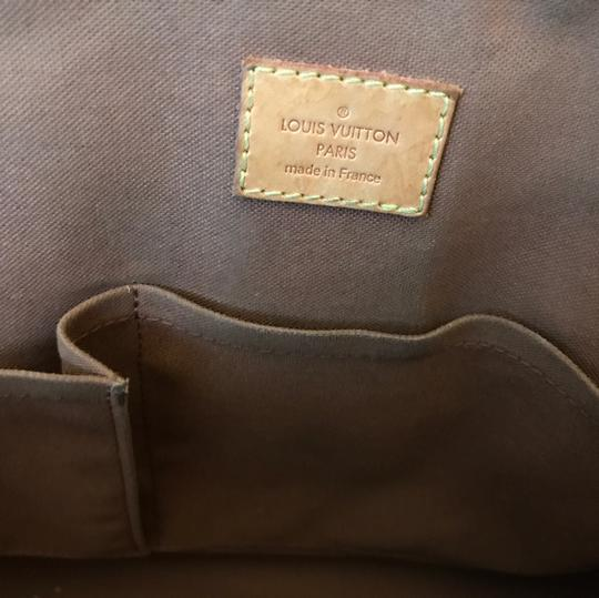 Louis Vuitton Tote in Standard Louis Vuitton canvas