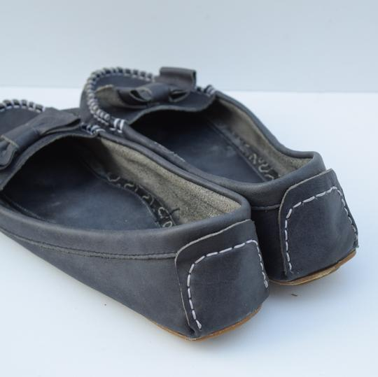 Souls Of Africa black-gray Flats