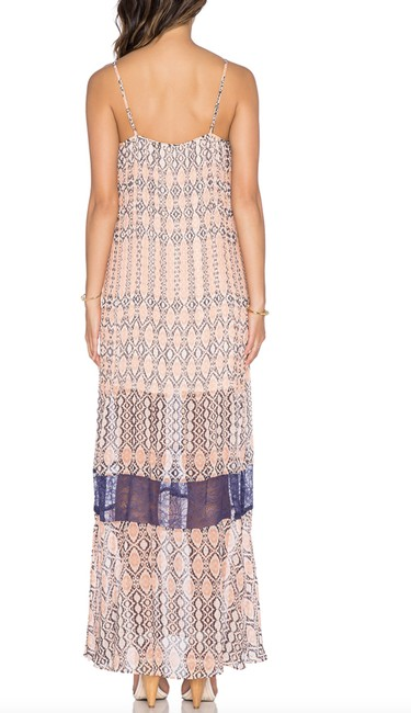 Navy sea multi Maxi Dress by BCBGeneration