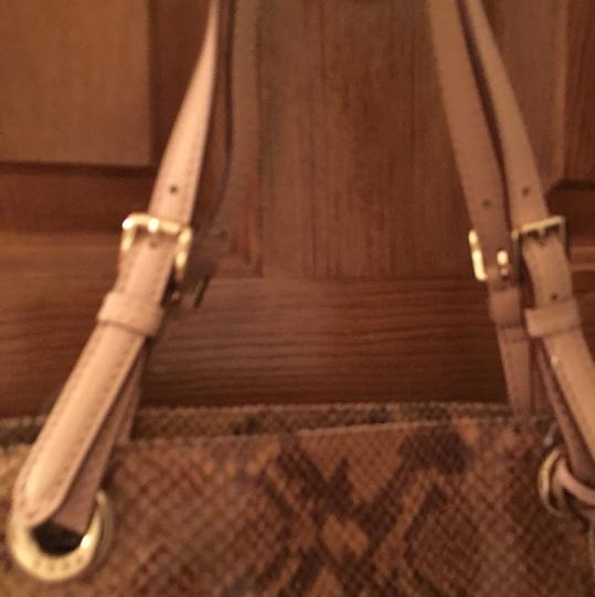 Michael Kors Collection Tote in python