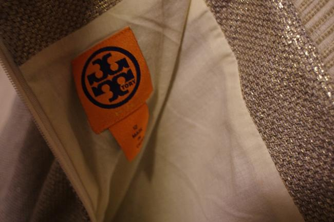Tory Burch Skirt gray silver
