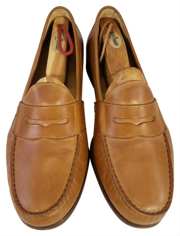 ec1d9c0c039 Cole Haan Tan ( Brown) Man Ascot Penny Loafers Slip Ons Size 9 M In ...