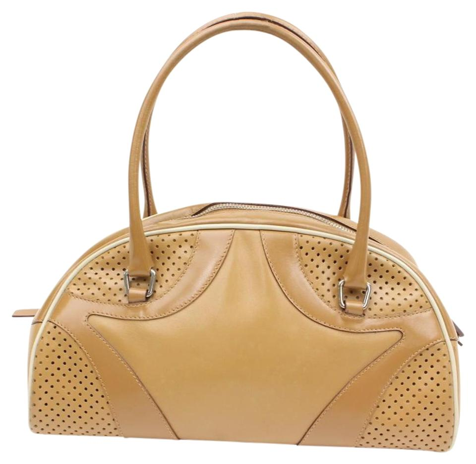 a3890590c7ea4a Prada Popular Style High-end Bohemian Mint Vintage Bowling Style Great For Everyday  Satchel in ...