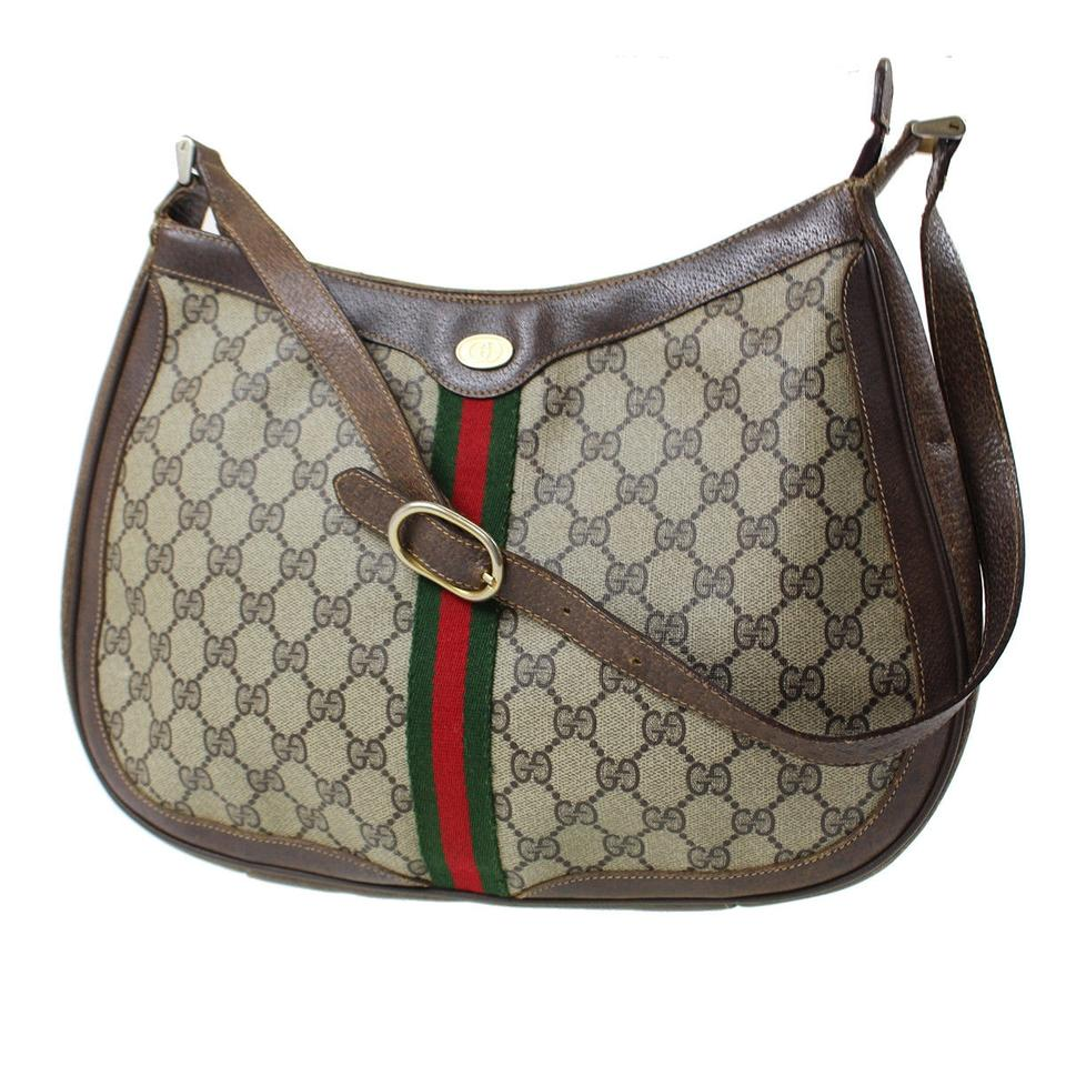 9169791c21d Gucci Roomy Top Zip Accessory Col High-end Bohemian Mint Vintage Perfect  Everyday Hobo Bag ...
