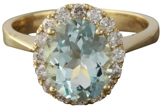 Preload https://img-static.tradesy.com/item/22211118/yellow-gold-275ct-natural-aquamarine-and-diamond-14k-ring-0-1-540-540.jpg