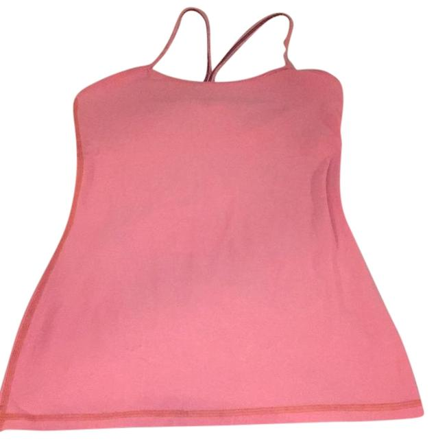Preload https://img-static.tradesy.com/item/22211187/lululemon-peach-activewear-top-size-6-s-0-1-650-650.jpg