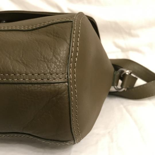 Nanette Lepore Purse Handbag Saddle Shoulder Messenger Cross Body Bag