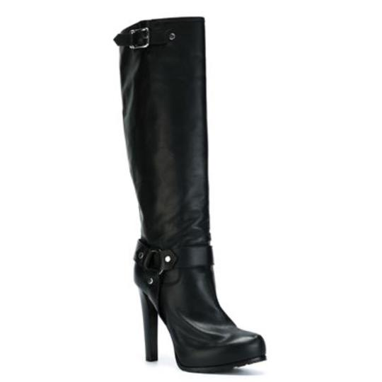 DSquared Black Boots