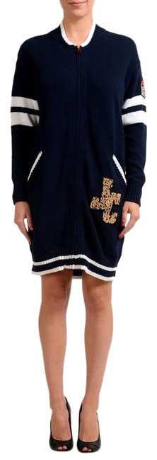 Preload https://img-static.tradesy.com/item/22212052/just-cavalli-navy-full-zip-knitted-women-s-sweater-coat-size-4-s-0-1-650-650.jpg