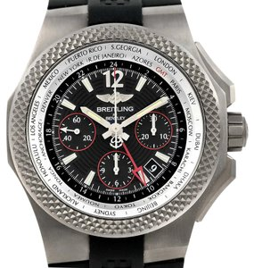 Breitling Breitling Bentley GMT Light Body B04 Titanium Mens Watch EB0433