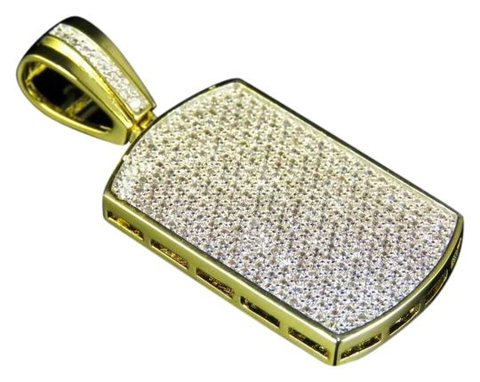 Preload https://img-static.tradesy.com/item/22212240/jewelry-unlimited-yellow-finish-gold-over-brass-simulated-diamond-dog-tag-pendant-charm-0-1-540-540.jpg