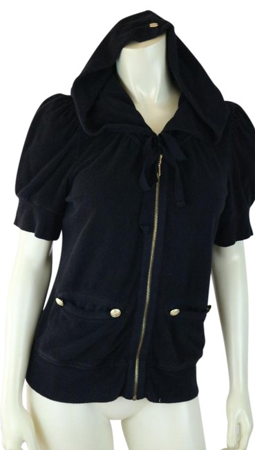 Preload https://img-static.tradesy.com/item/22212289/juicy-couture-black-sweat-terrie-cloth-cotton-viscose-hoodie-size-12-l-0-1-650-650.jpg