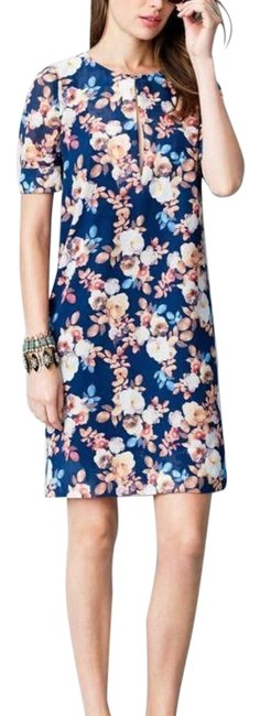 Preload https://img-static.tradesy.com/item/22212428/jcrew-in-sntique-floral-mid-length-short-casual-dress-size-4-s-0-1-650-650.jpg