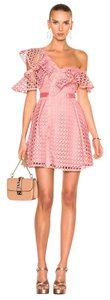 DIOR BELLA short dress Pink on Tradesy