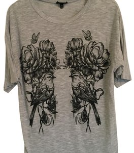 Topshop T Shirt grey