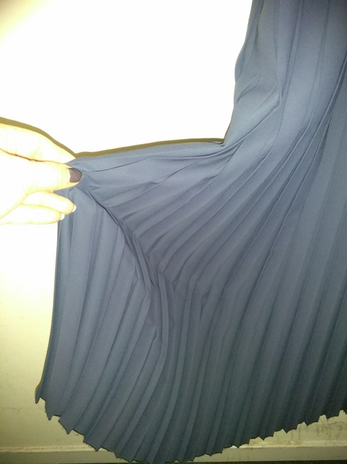 Romeo Gigli Maxi Skirt Dark blue