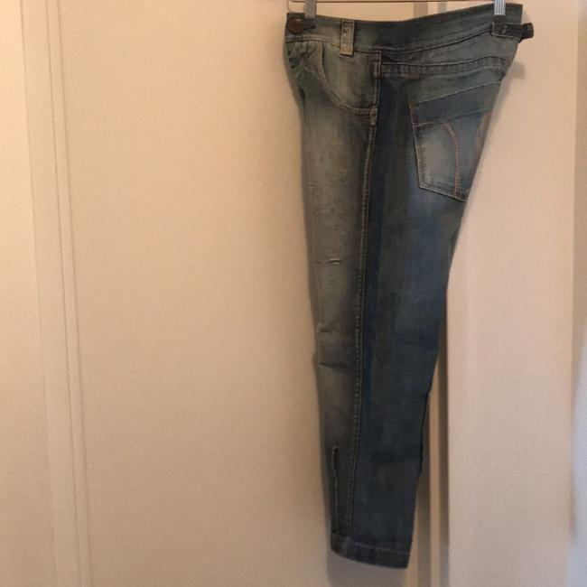 Miss Sixty Relaxed Fit Jeans-Distressed