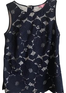 Lilly Pulitzer Top Navy