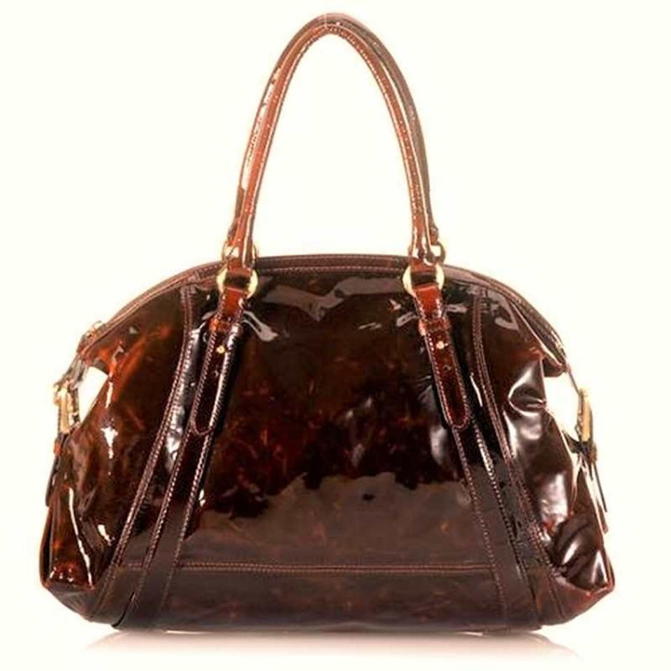 Satchel Patent Sold Cole Irridescent Out Haan Dome Burnt Leather In Orange Stores qPwgxHfRq