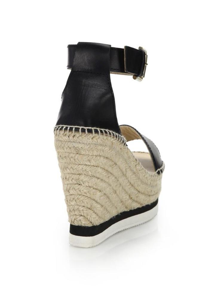 3ec30bc0373 See by Chloé Multi-color Glyn Leather Espadrille Platform Sandals ...