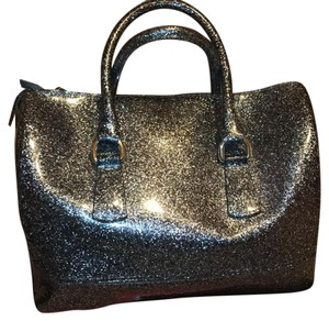 Furla Satchel in glitter