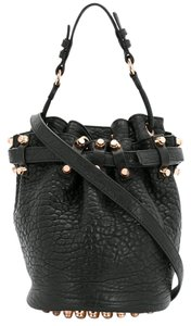 Alexander Wang Bucket Diego Small Studs Cross Body Bag