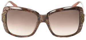 Missoni Authentic Missoni Sunglasses MI817S02 Brown Strass with stones